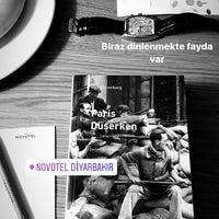 1/24/2018 tarihinde Hakan R.ziyaretçi tarafından Novotel Diyarbakır'de çekilen fotoğraf