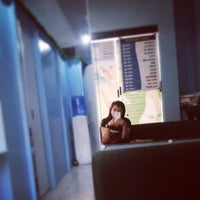 Photo taken at MOLAVE skin care clinic by Malyn F. on 1/9/2014