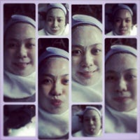 Photo taken at MOLAVE skin care clinic by Malyn F. on 4/8/2013