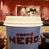 Photo taken at Caffè Nero by Mishari A. on 2/28/2018