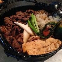 Photo taken at Waraji Japanese Restaurant by Hui-jie L. on 4/22/2013