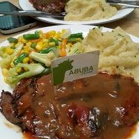 Photo taken at Abuba Steak by S Dian R. on 5/16/2016