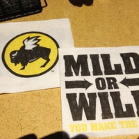 Photo taken at Buffalo Wild Wings by Don R. on 12/21/2012