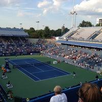 Photo taken at Citi Open Tennis Tournament by Leona C. on 7/30/2013