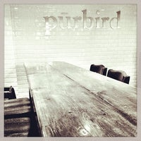Photo taken at Purbird by Angel S. on 3/10/2013