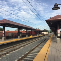 Photo taken at Monrovia Station by Nigel C. on 4/26/2017