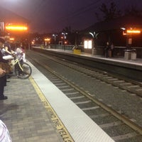Photo taken at Metro Gold Line - Lincoln Heights/Cypress Park Station by Nigel C. on 10/20/2012