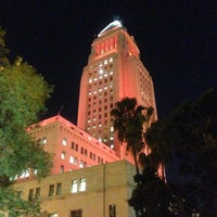 Photo taken at Los Angeles City Hall by Nigel C. on 1/3/2013
