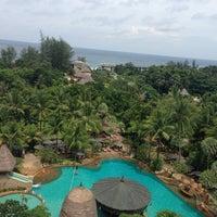 Photo taken at Mövenpick Resort & Spa Karon Beach Phuket by Julia on 5/11/2013