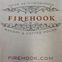 Photo taken at Firehook Bakery and Coffee House by Rhiannon on 10/19/2012