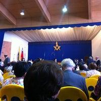 Photo taken at Colegio Concepción by Kevin C. on 12/12/2012