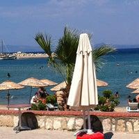 7/20/2013 tarihinde Eren A.ziyaretçi tarafından Mordoğan Sahil'de çekilen fotoğraf