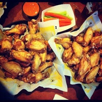 Photo taken at Buffalo Wild Wings by Criselle C. on 9/20/2012