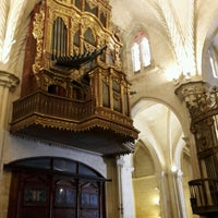Photo taken at Catedral de Orihuela by Andriy G. on 9/6/2016