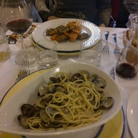 Photo taken at Trattoria Del Castello by Andriy G. on 2/15/2014