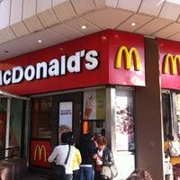 Photo taken at McDonald's by Nicolas F. on 10/10/2012