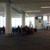 Photo taken at Gate 58B by Luis P. on 11/6/2012
