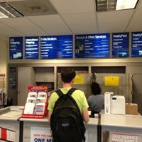 Photo taken at US Post Office by Luis P. on 10/17/2012
