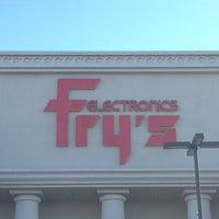 Photo taken at Fry's Electronics by Bridgette G. on 11/16/2012