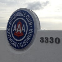 ... Photo Taken At AAA   Automobile Club Of Southern California By  Bridgette G. On 3 ...