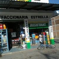 Photo taken at Refaccionaria Estrella by Marco B. on 3/19/2013