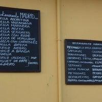 Foto tomada en restaurante madrid por Jonny B. el 12/30/2012