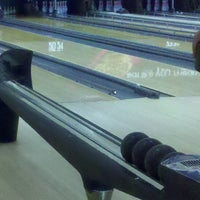 Photo taken at AMF Pikesville Lanes by Rashida S. on 10/12/2012