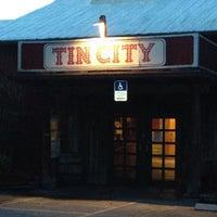 Photo taken at Tin City by Jen on 9/23/2012