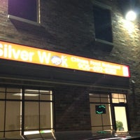 Photo taken at silver wok by Alex on 10/2/2012