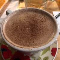 Photo taken at Little Choc Apothecary by retta on 3/13/2018