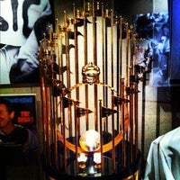Photo taken at Sports Legends Museum at Camden Yards by Ashlee on 11/3/2012