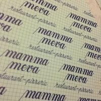 Photo taken at Mamma Meva by Albert M. on 1/19/2013