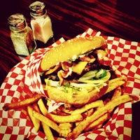 Photo taken at Burger Express by Nick L. on 3/3/2013