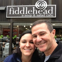 Photo taken at Fiddlehead by Andreina R. on 10/26/2012