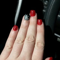 Photo taken at Highland Nails by Mindy M. on 10/23/2013