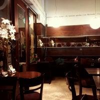 Photo taken at Goût Café by Cristhian P. on 10/14/2013