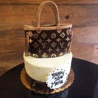 Photo taken at Sweet T's Bakeshop by SweetTs B. on 9/13/2015
