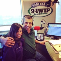 Photo taken at Sports Radio 94WIP by SweetTs B. on 3/15/2015