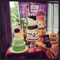Photo taken at Sweet T's Bakeshop by SweetTs B. on 6/3/2013