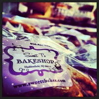 Photo taken at Sweet T's Bakeshop by SweetTs B. on 6/15/2013