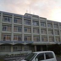 Photo taken at 栗東市立大宝小学校 by Yoshi K. on 10/6/2012