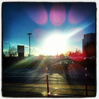 Photo taken at American Boulevard LRT Station by Recliner Jockey on 10/11/2012