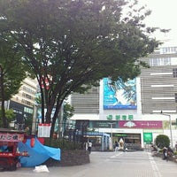 Photo taken at Shinjuku Station by Daigo N. on 10/13/2012