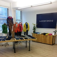Photo taken at Lands' End Showroom by xoJohn.com on 4/30/2014