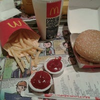Photo taken at McDonald's by Alex B. on 10/18/2012