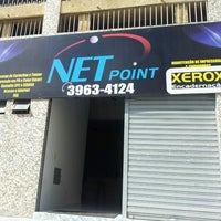 Photo taken at Net Point Informatica by Felipe F. on 5/20/2013
