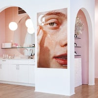 Photo taken at Glossier by Glossier on 12/16/2016