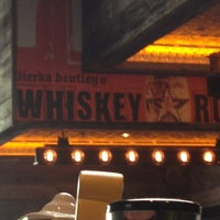 Photo taken at Dierks Bentley's Whiskey Row by Jen N. on 7/14/2013