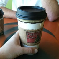 Photo taken at Port City Java by Hannah H. on 10/14/2012
