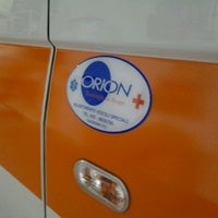 Photo taken at Orion - veicoli speciali by Max D. on 1/11/2013